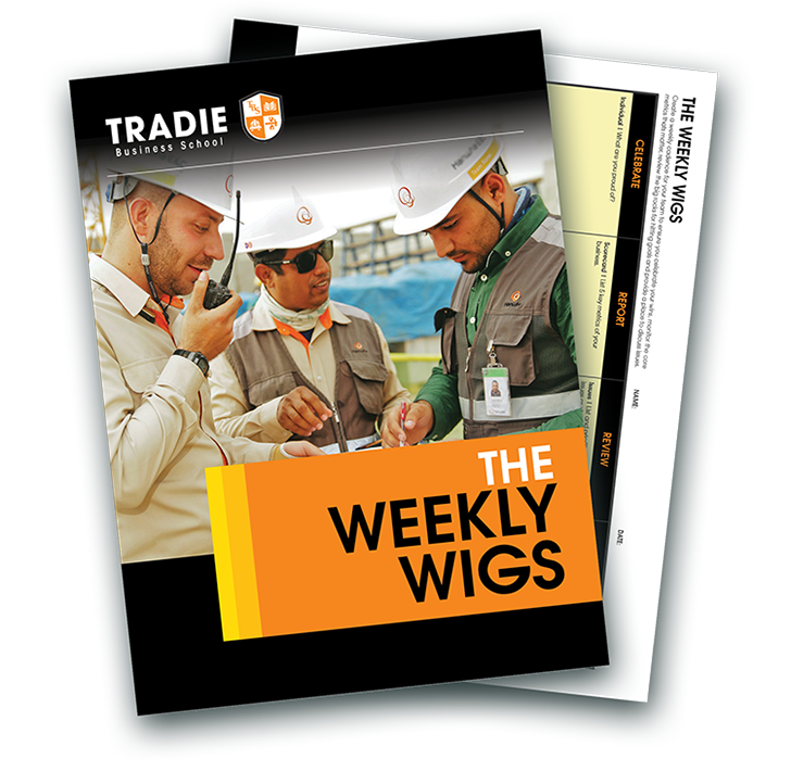 Weekly Wigs